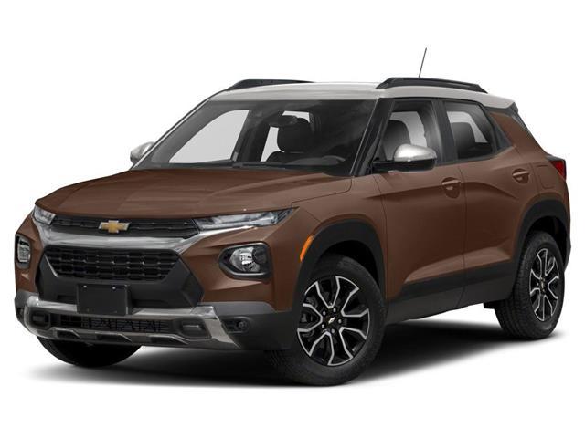 2021 Chevrolet TrailBlazer ACTIV (Stk: 1201410) in Langley City - Image 1 of 9