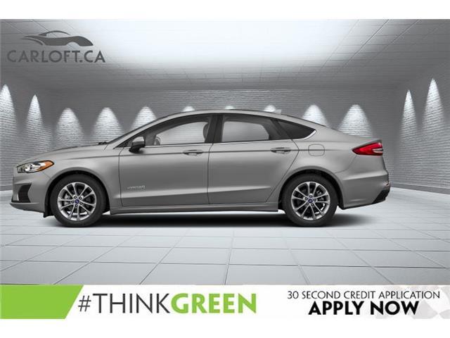 2019 Ford Fusion Hybrid Titanium (Stk: UCP2212) in Kingston - Image 1 of 1