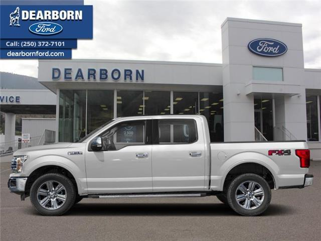 2020 Ford F-150 Lariat (Stk: TL265) in Kamloops - Image 1 of 1