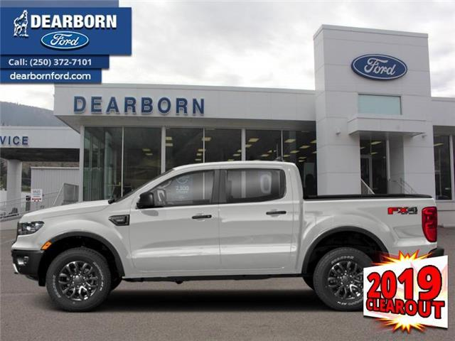 2019 Ford Ranger XLT (Stk: RK604) in Kamloops - Image 1 of 1