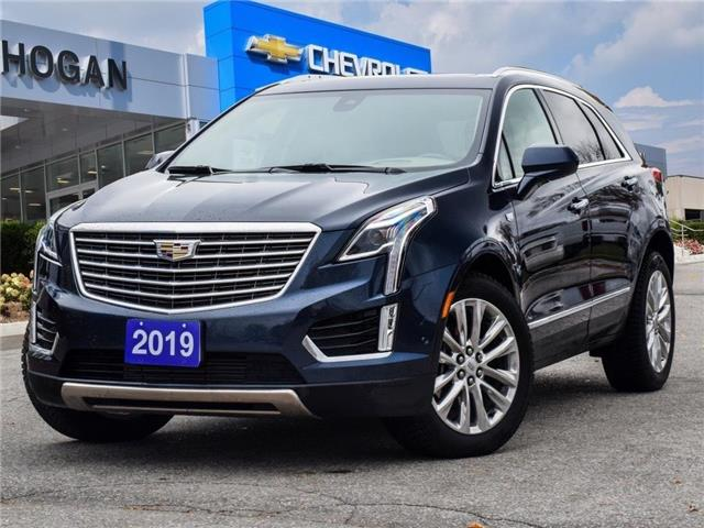 2019 Cadillac XT5 Platinum (Stk: A171717) in Scarborough - Image 1 of 29