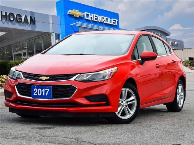 2017 Chevrolet Cruze Hatch LT Auto (Stk: A510934) in Scarborough - Image 1 of 29
