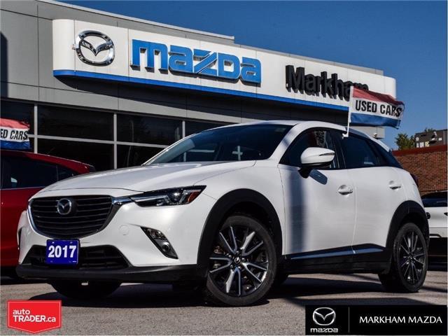 2017 Mazda CX-3 GT (Stk: P2028) in Markham - Image 1 of 28