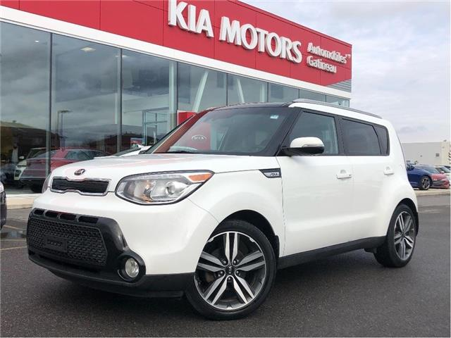 2016 Kia Soul  (Stk: P2400) in Gatineau - Image 1 of 18