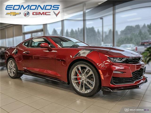 2021 Chevrolet Camaro 2SS (Stk: 1090) in Huntsville - Image 1 of 25
