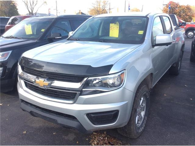 2017 Chevrolet Colorado WT (Stk: A9274) in Sarnia - Image 1 of 1