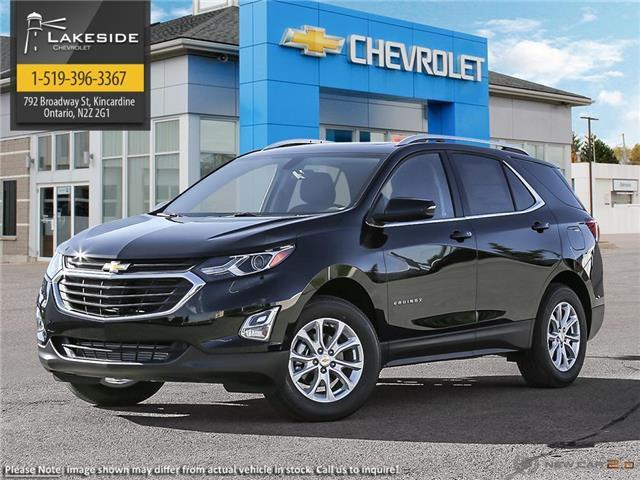 2021 Chevrolet Equinox LT (Stk: T1037) in Kincardine - Image 1 of 23