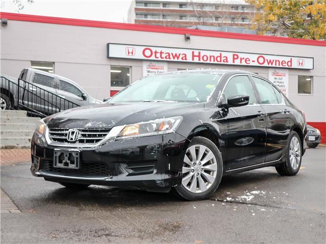 2015 Honda Accord LX (Stk: H86170) in Ottawa - Image 1 of 27