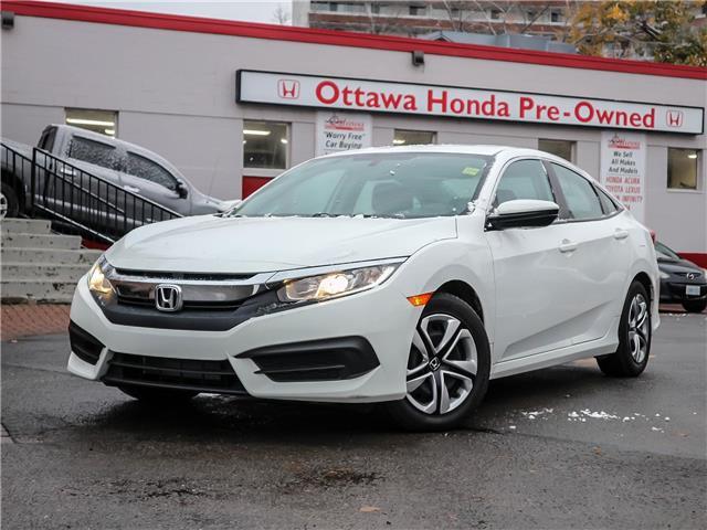 2016 Honda Civic LX (Stk: H84820) in Ottawa - Image 1 of 26