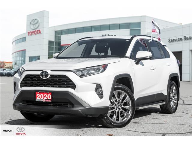 2020 Toyota RAV4 XLE (Stk: 095607A) in Milton - Image 1 of 22