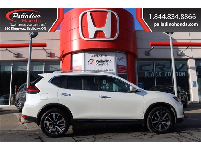 2017 Nissan Rogue SV (Stk: 22713A) in Greater Sudbury - Image 1 of 32