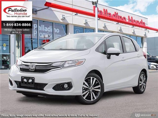 2020 Honda Fit EX-L Navi (Stk: 22839) in Greater Sudbury - Image 1 of 23
