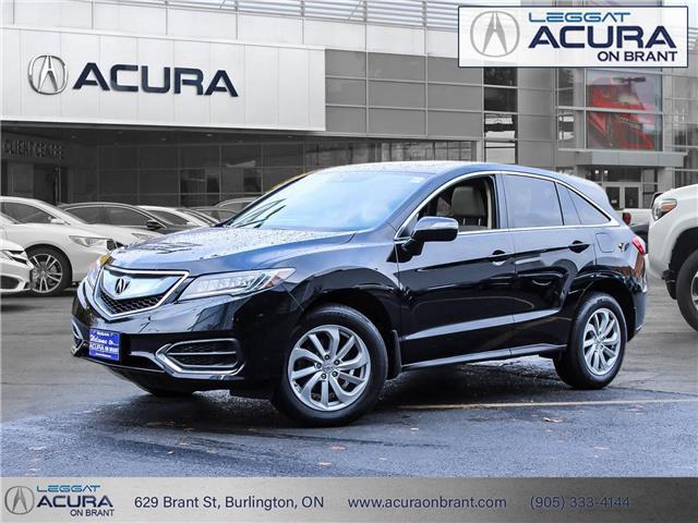 2018 Acura RDX Tech (Stk: 20411A) in Burlington - Image 1 of 26