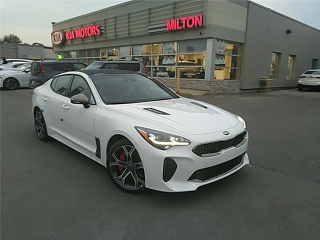 2021 Kia Stinger GT Limited w/Red Interior (Stk: 091217) in Milton - Image 1 of 13