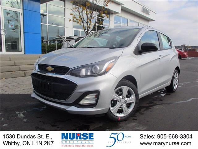 2021 Chevrolet Spark LS Manual (Stk: 21M004) in Whitby - Image 1 of 20