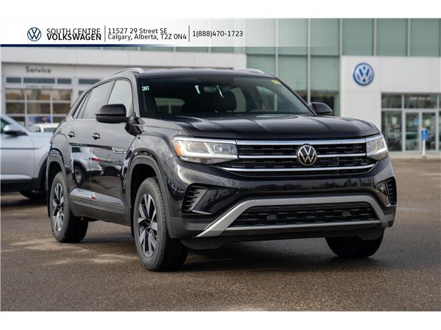 2020 Volkswagen Atlas Cross Sport 2.0 TSI Trendline (Stk: 00229) in Calgary - Image 1 of 40