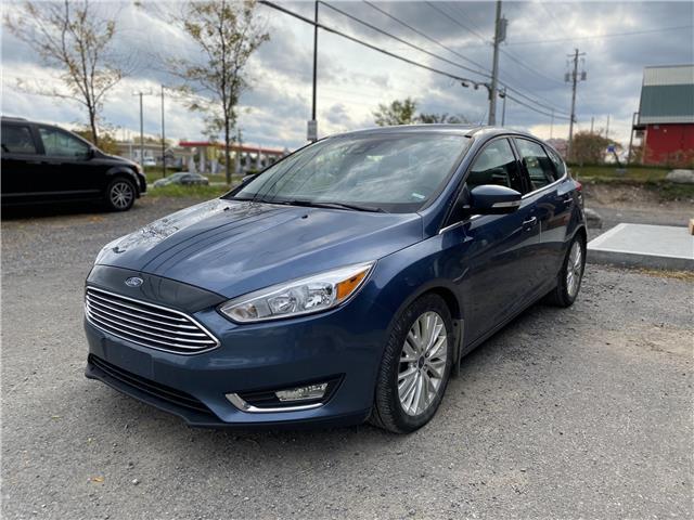 2018 Ford Focus Titanium (Stk: 1011RC) in Stittsville - Image 1 of 15