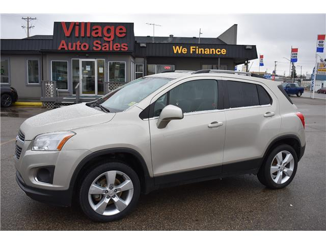 2013 Chevrolet Trax LTZ (Stk: T38069) in Saskatoon - Image 1 of 20