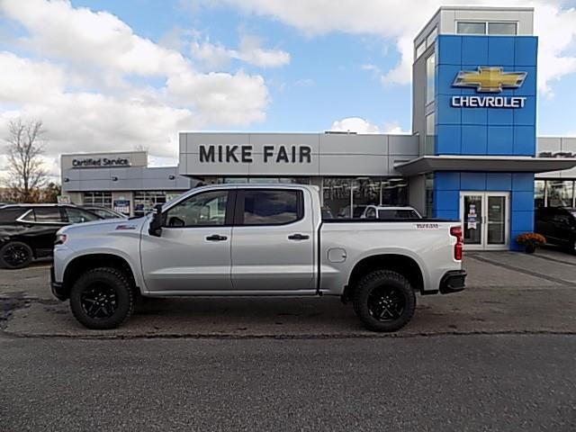 2021 Chevrolet Silverado 1500 LT Trail Boss (Stk: 21040) in Smiths Falls - Image 1 of 16