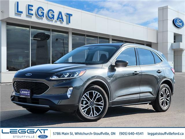 2020 Ford Escape SEL (Stk: 20-40-003) in Stouffville - Image 1 of 29