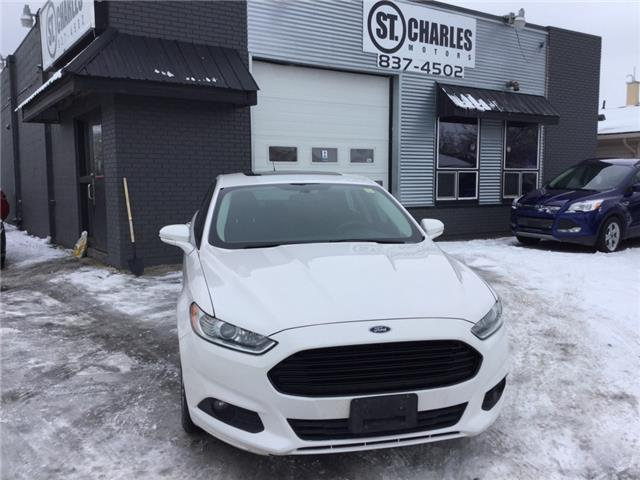 2014 Ford Fusion SE (Stk: ) in Winnipeg - Image 1 of 18