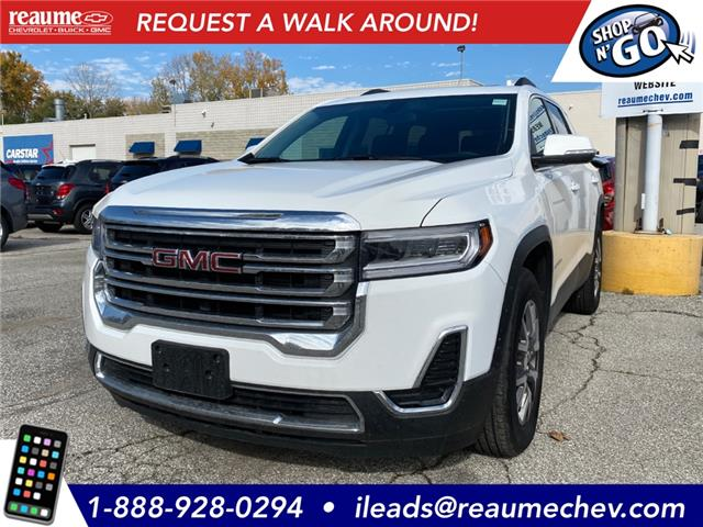 2020 GMC Acadia SLE (Stk: 20-0790) in LaSalle - Image 1 of 9