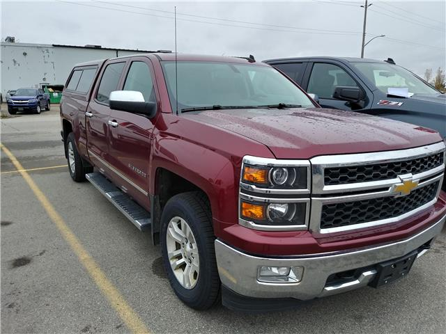 2014 Chevrolet Silverado 1500  (Stk: DL286A) in Blenheim - Image 1 of 1