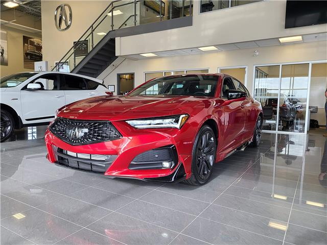 2021 Acura TLX A-Spec (Stk: 60017) in Saskatoon - Image 1 of 18