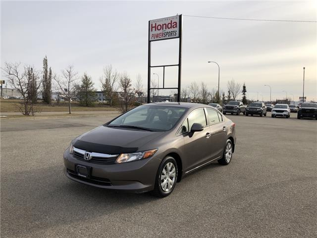 2012 Honda Civic LX (Stk: 20-105A) in Grande Prairie - Image 1 of 21