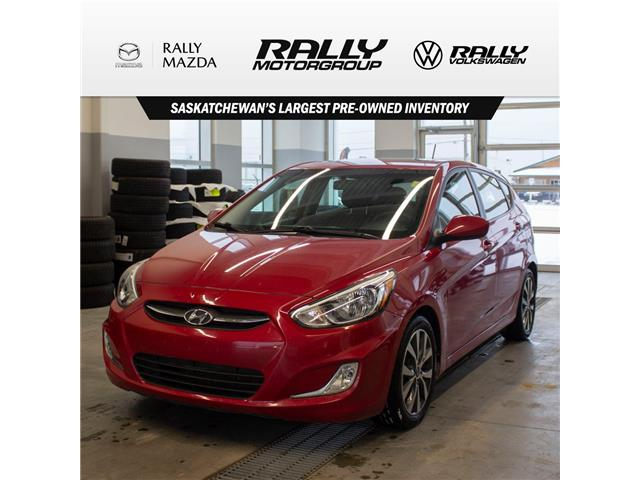 2017 Hyundai Accent SE (Stk: V1182A) in Prince Albert - Image 1 of 13