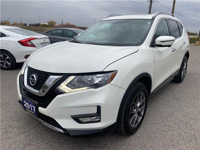 2017 Nissan Rogue SV (Stk: ) in Pickering - Image 1 of 16