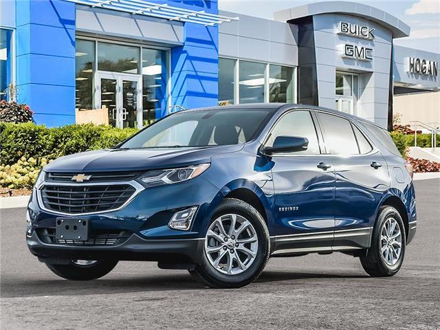 2021 Chevrolet Equinox LT (Stk: M112031) in Scarborough - Image 1 of 23