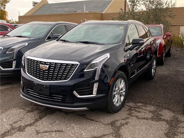 2021 Cadillac XT5 Luxury (Stk: K1B045) in Mississauga - Image 1 of 5