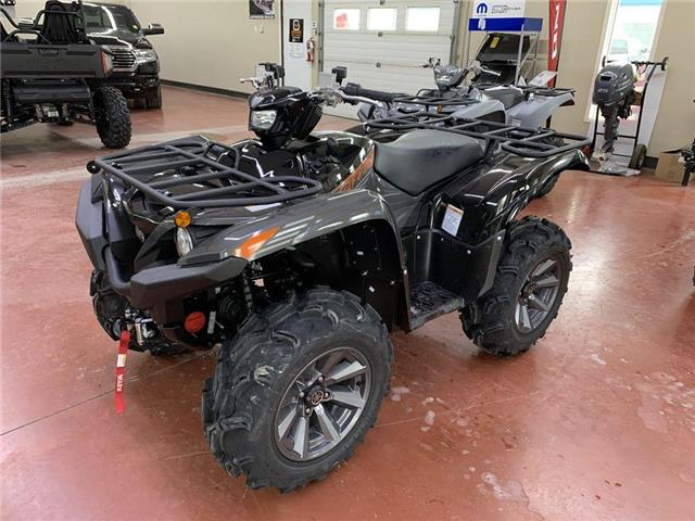 2021 Yamaha Grizzly EPS SE  (Stk: YQ21-22) in Nipawin - Image 1 of 9