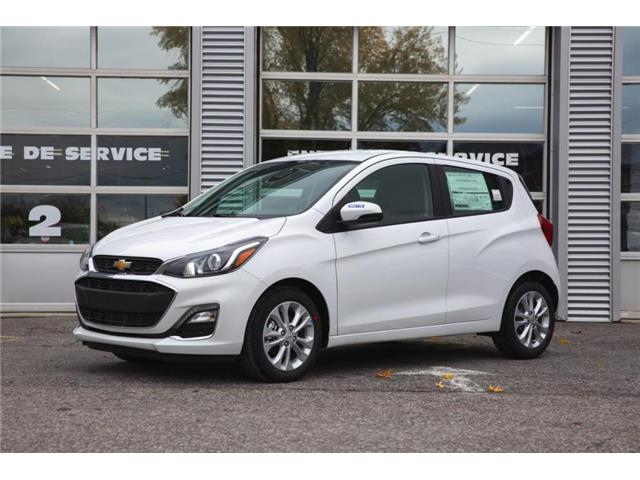 2021 Chevrolet Spark 1LT CVT (Stk: M0115) in Trois-Rivières - Image 1 of 27