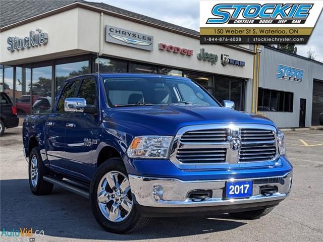2017 RAM 1500 SLT (Stk: 35185) in Waterloo - Image 1 of 26