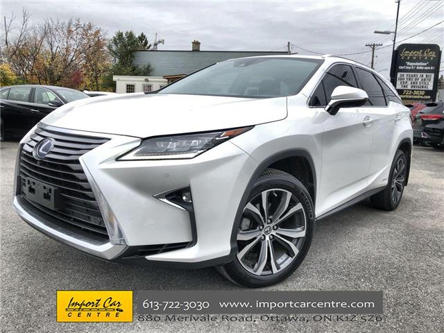 2018 Lexus RX 450hL Base (Stk: 003425) in Ottawa - Image 1 of 27