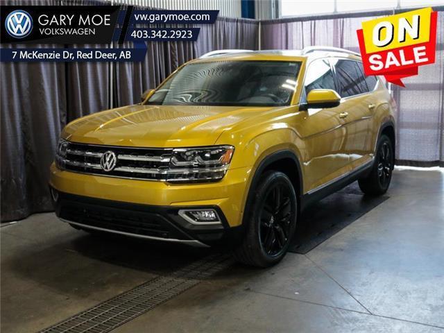 2018 Volkswagen Atlas 3.6 FSI Execline (Stk: VP7701) in Red Deer County - Image 1 of 27
