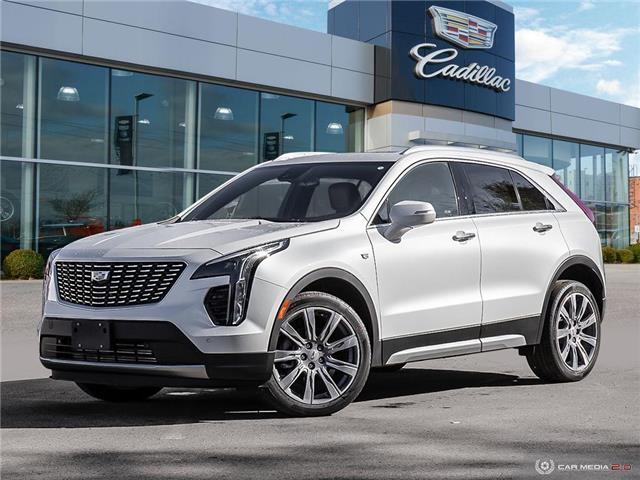 2021 Cadillac XT4 Premium Luxury (Stk: 152359) in London - Image 1 of 27