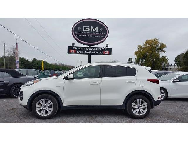 2017 Kia Sportage LX (Stk: H7135241) in Rockland - Image 1 of 12