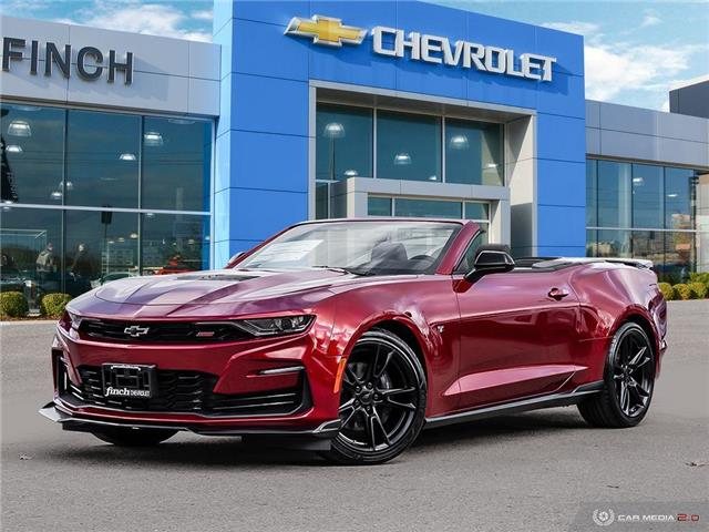 2021 Chevrolet Camaro 2SS (Stk: 152296) in London - Image 1 of 29