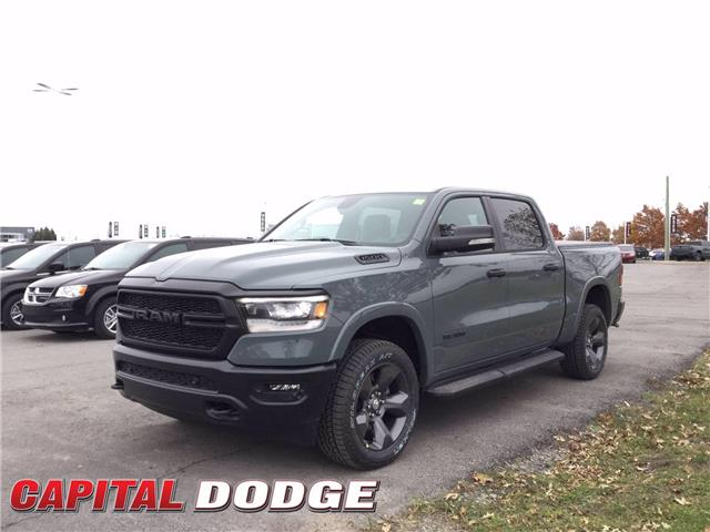 2021 RAM 1500 Big Horn (Stk: M00066) in Kanata - Image 1 of 24
