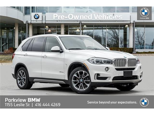 2017 BMW X5 xDrive35d (Stk: PP9487) in Toronto - Image 1 of 22