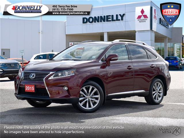 2015 Lexus RX 350 Sportdesign (Stk: MU1042) in Kanata - Image 1 of 30