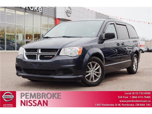 2014 Dodge Grand Caravan SE/SXT (Stk: 20126A) in Pembroke - Image 1 of 14