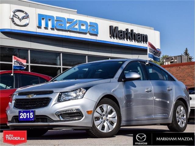 2015 Chevrolet Cruze 1LT (Stk: N210087A) in Markham - Image 1 of 24