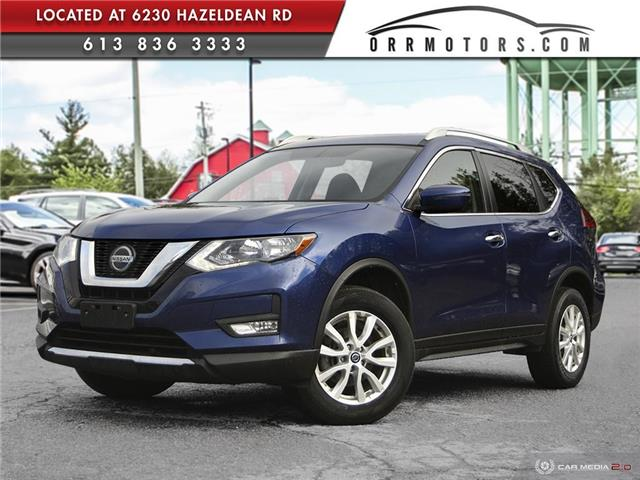2018 Nissan Rogue SV (Stk: 6239) in Stittsville - Image 1 of 27