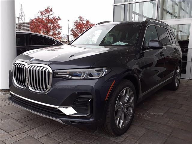 2020 BMW X7 xDrive40i (Stk: 13858) in Gloucester - Image 1 of 19