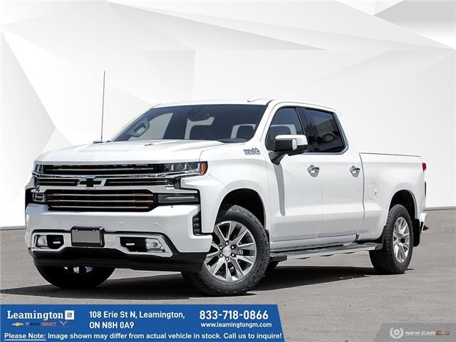 2021 Chevrolet Silverado 1500 High Country (Stk: 21-060) in Leamington - Image 1 of 23