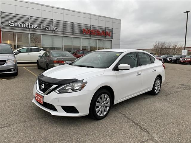 2019 Nissan Sentra 1.8 SV (Stk: P2107) in Smiths Falls - Image 1 of 17